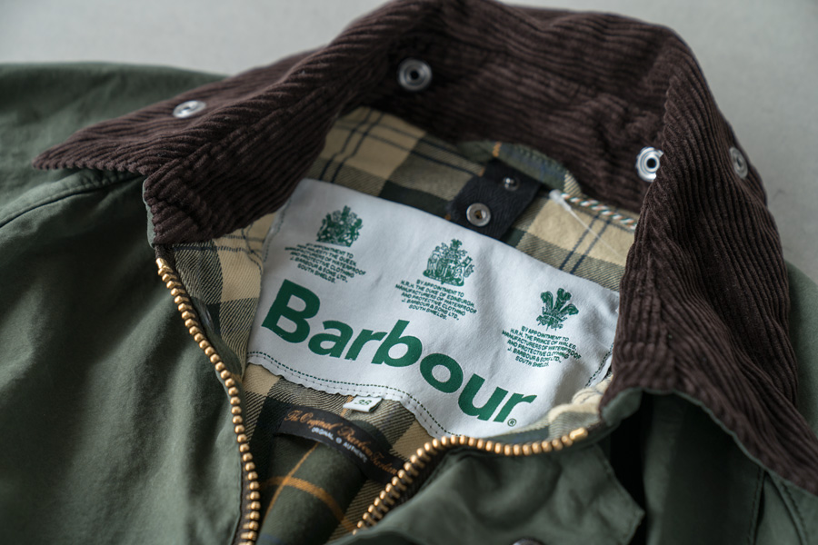 バブアー(Barbour)のホワイトレーベル(White Label)って?