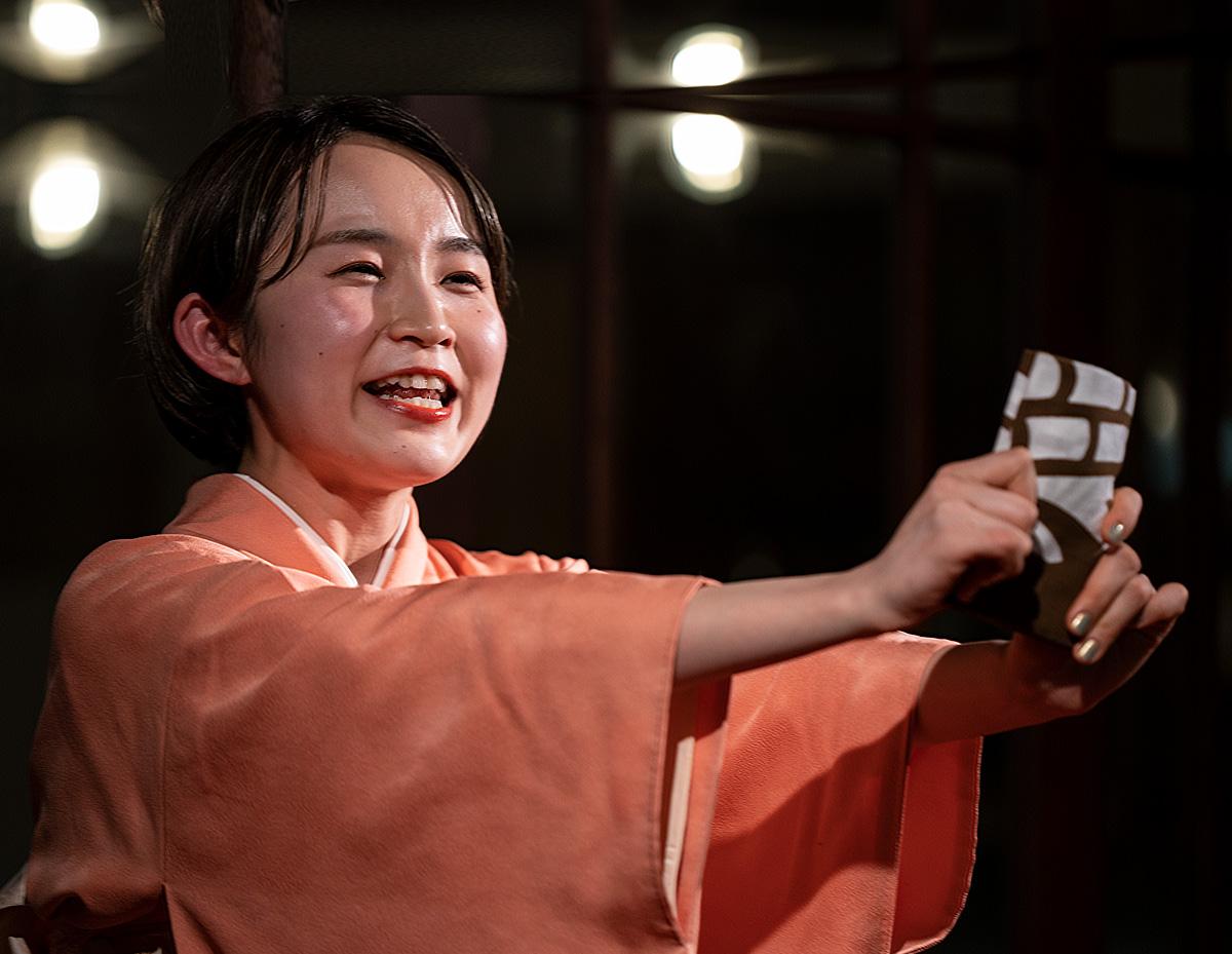落語研究会新潟県央、新メンバーは、な何と・・・。