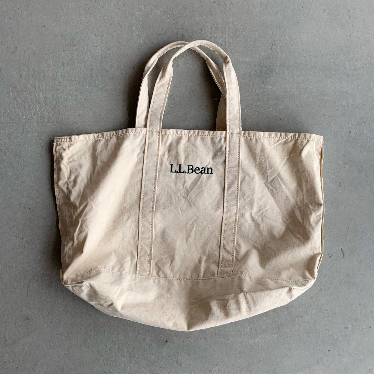 レジ袋有料化。エコバッグ・マイバッグにエルエルビーン・グローサリートートが超おすすめな理由。