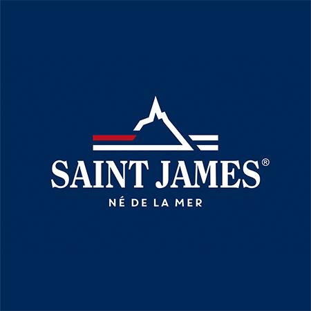 セントジェームスのロゴマーク